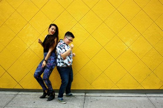 Vero y Perez Dancing 2